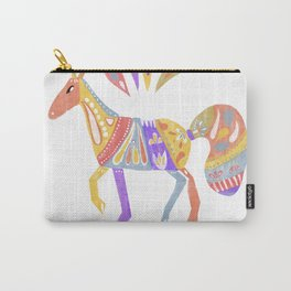 The Folk Horse Carry-All Pouch