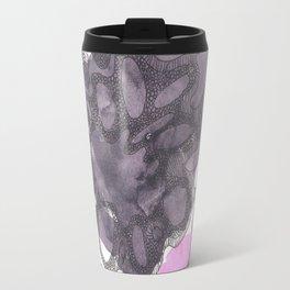 170714 Abstract Watercolour Play 5 Travel Mug