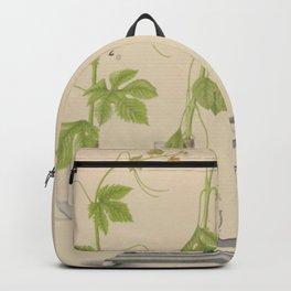 Antique Botany Backpack