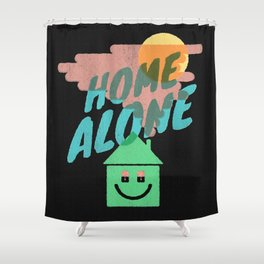 Home Alone Shower Curtain
