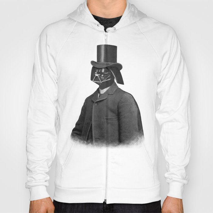 Lord Vadersworth  - square format Hoody
