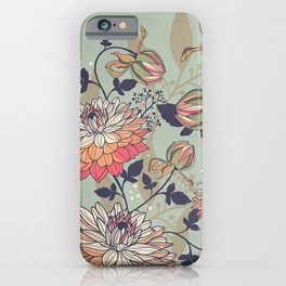 Synchronicity iPhone Case