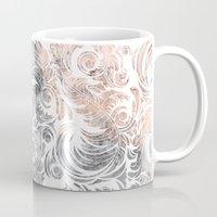 Leaves Pattern Mug