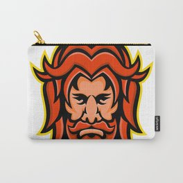 Baldr Norse God Mascot Carry-All Pouch
