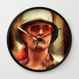 Doctor of Journalism Wall Clock