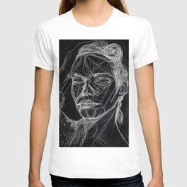 Donna Enigmatica #5; Vivien Solari #1 (B) - Artist: Leon 47 ( Leon XLVII ) T-shirt