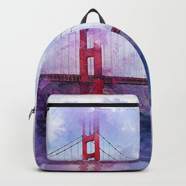 Golden Gate Bridge Backpack