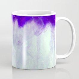 Agate indigo violet Coffee Mug