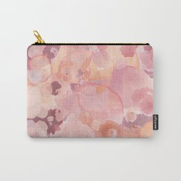 Rosy Tones Carry-All Pouch
