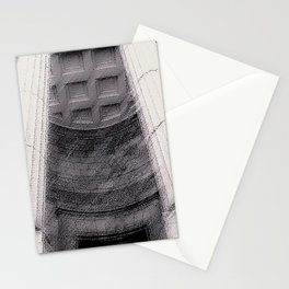 Old Montreal Columns Stationery Cards