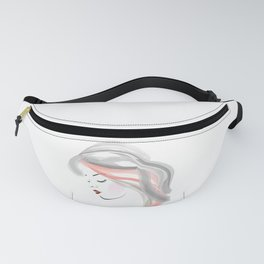 In search of Peace Fanny Pack
