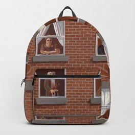 Urban Brownstone City Life Backpack