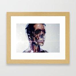 Bodyshape Framed Art Print