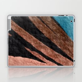 Dark Grace [2]: an abstract watercolor by Alyssa Hamilton Art Laptop & iPad Skin