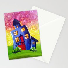Happy House Stationery Cards