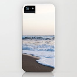 Half Moon Bay State Beach iPhone Case