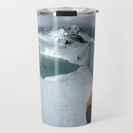 New Zealand, Mt Ruapehu Travel Mug