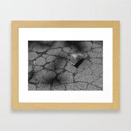 Drifter Framed Art Print