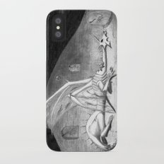 Weak and Weary iPhone X Slim Case
