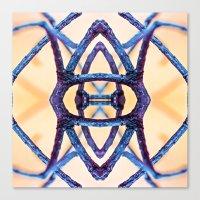 portal 2 Canvas Prints featuring Portal 2 by Kevin Kolstad