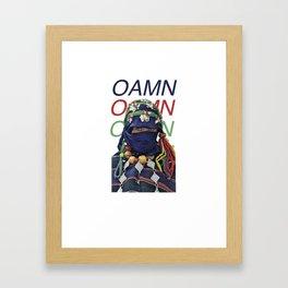 L1 Framed Art Print