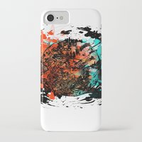 mars iPhone & iPod Cases featuring Mars by DizzyNicky