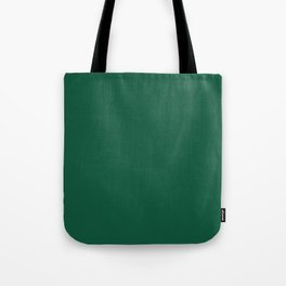 Simply Forest Green Tote Bag