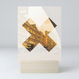 x 9 Mini Art Print