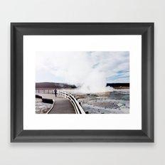 Yellowstone National Park 1 Framed Art Print