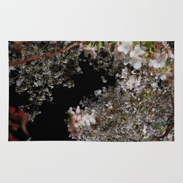 blossom by night Rug