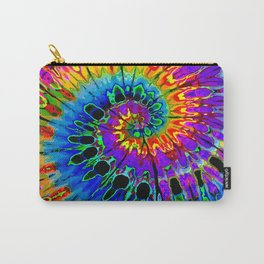 Spun Out Hippie Carry-All Pouch