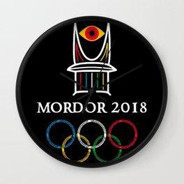 Next Olympics? Wall Clock