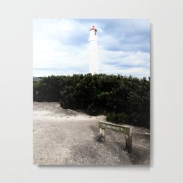 Split Point Metal Print