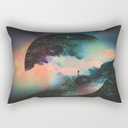 Final Frontier Rectangular Pillow