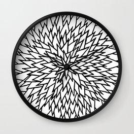 White Star Wall Clock