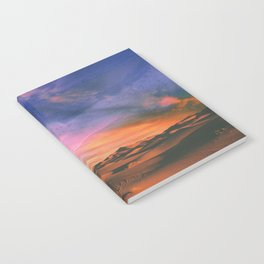 Lonely Dunes Notebook