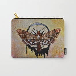 Death's Head Hawk Moth Carry-All Pouch
