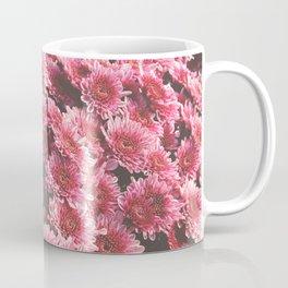 Chrysanthemum Autumn Flowers Photography Coffee Mug