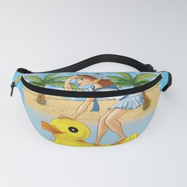 Rubber Ducky with Pixie – Choose Your Highway Fanny Pack
