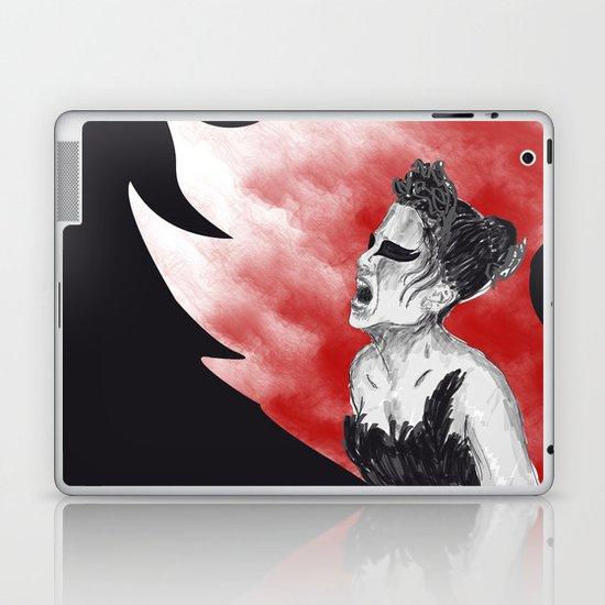 Black Swan III Laptop & iPad Skin