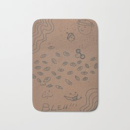 Bleh as an Idea Bath Mat