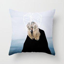 COMA Throw Pillow
