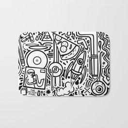 Doodles Bath Mat