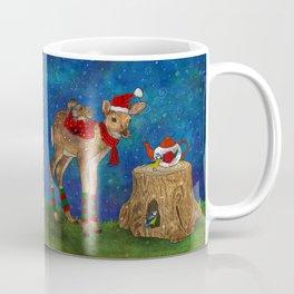 Christmas Tea Party Coffee Mug