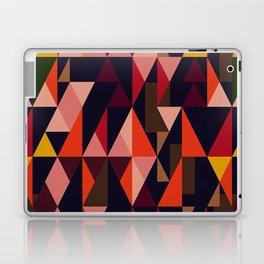 Vintage vibes_in warm hues Laptop & iPad Skin