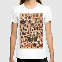 bugs T-shirts featuring Love Bugs by Angela Rizza
