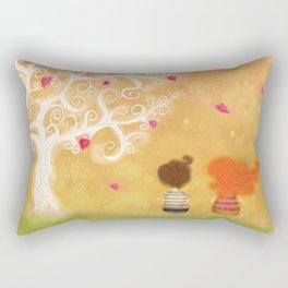 Twosome Rectangular Pillow