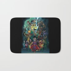 Lil' Super Friends Bath Mat