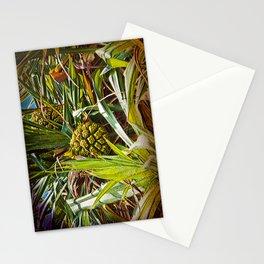 Pandanus Palm Fruit Stationery Cards