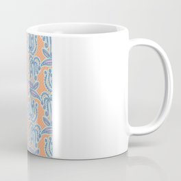 Droopy Flower Coffee Mug